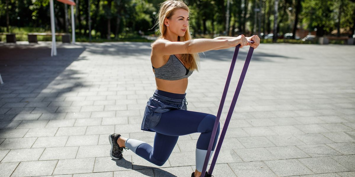 The Best Resistance Bands for At-Home Workouts