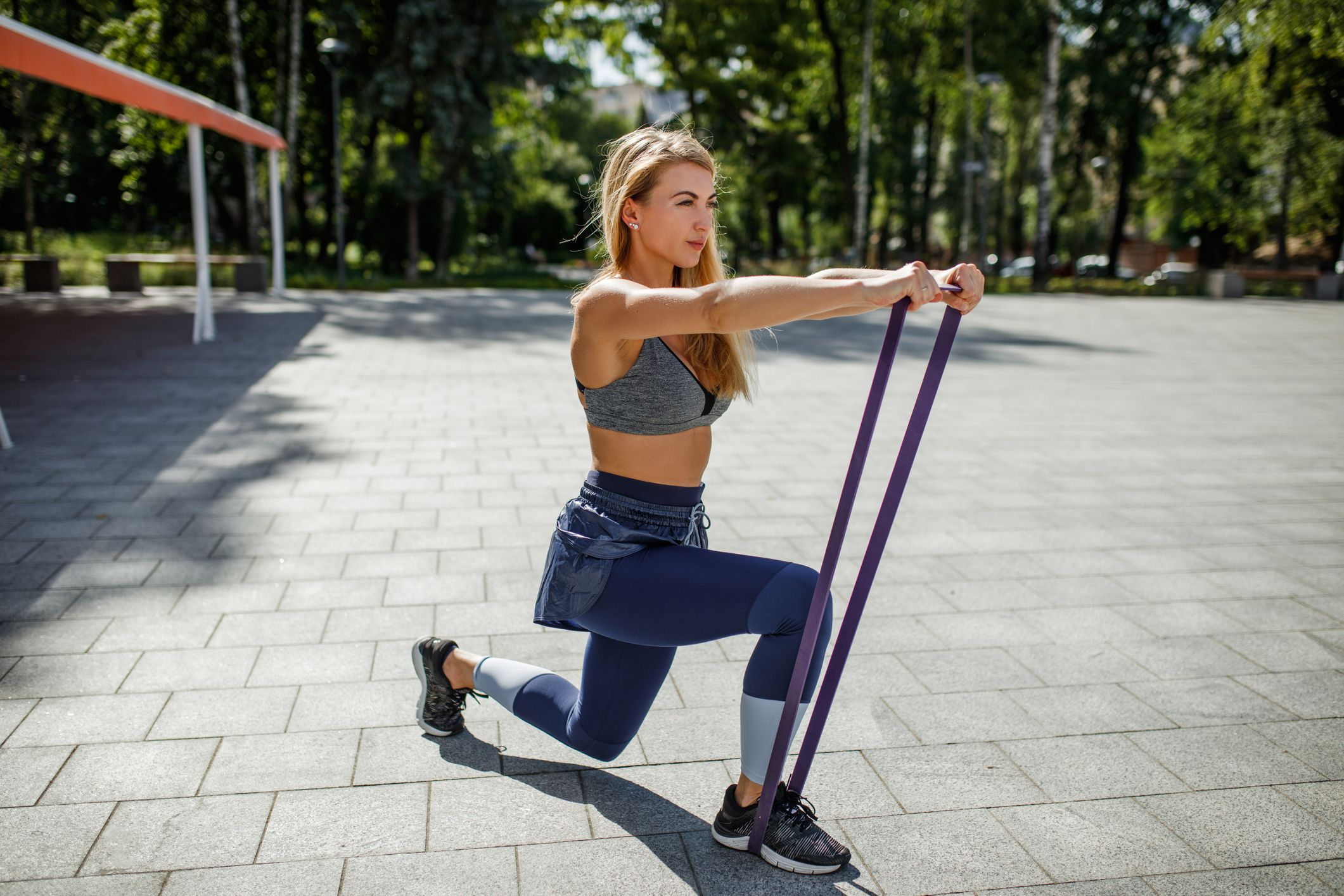 12 Resistance Band Exercises To Build Total Body Strength