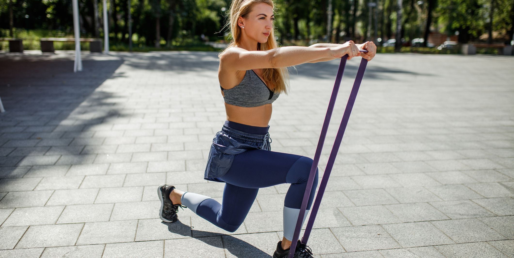 12 Resistance Band Exercises for Stronger Legs, Arms, and Abs