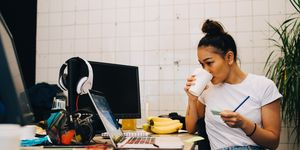 stress and skin - women's health uk