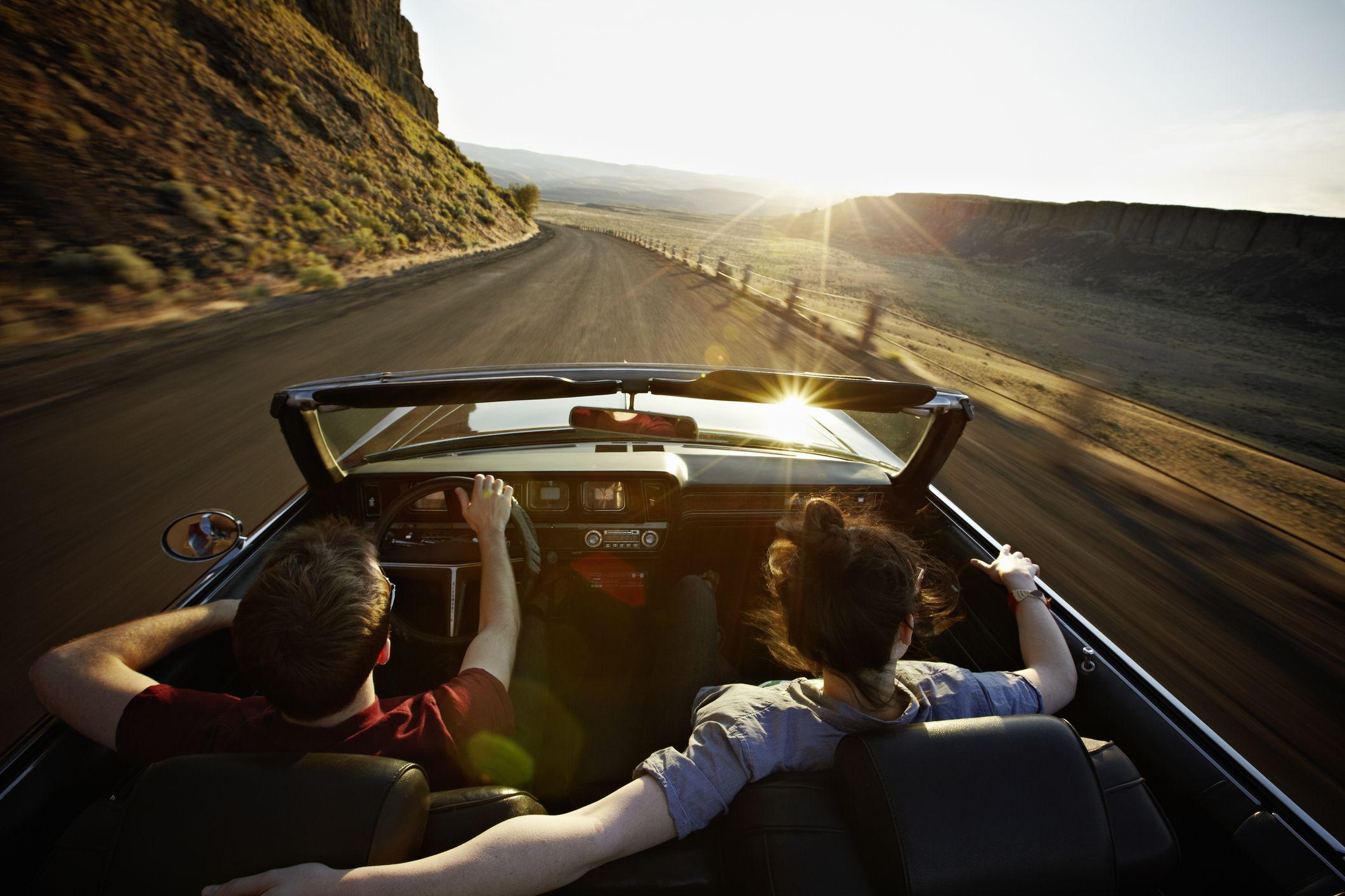 ¿Está listo su auto para viaje por carretera?
