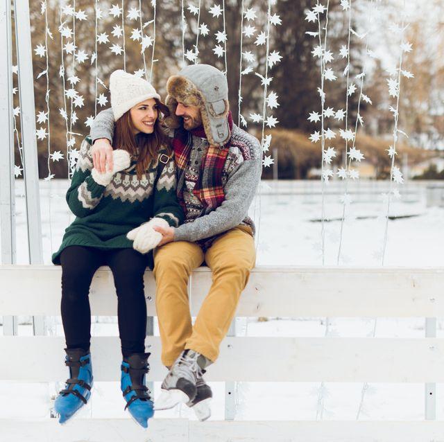 winter date ideas ice skating