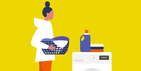 Doing the laundry - washing symbols explained