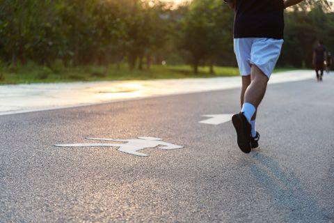 como empezar a correr de cero con sobrepeso