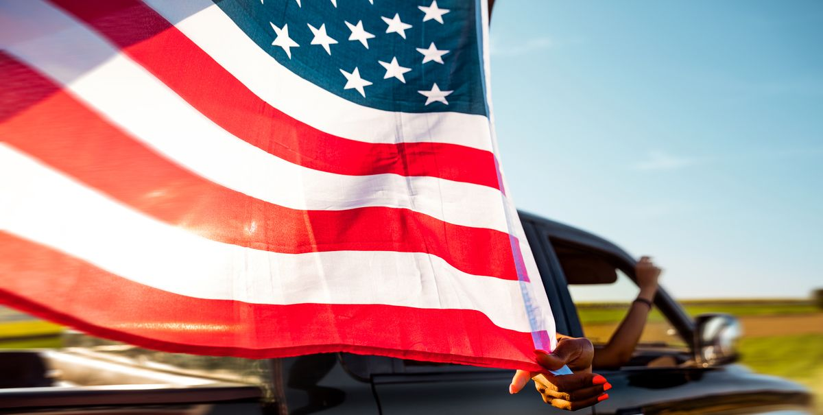 U.S. Flag Etiquette for Your Vehicle