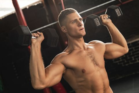 Lifting Heavy? Bulletproof Your Shoulders with These 5 Moves First.