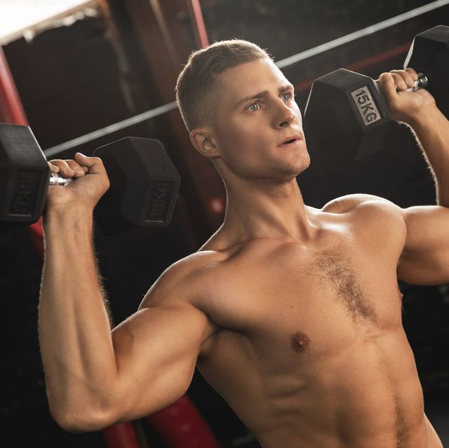 How to get perfect body shape for men at home