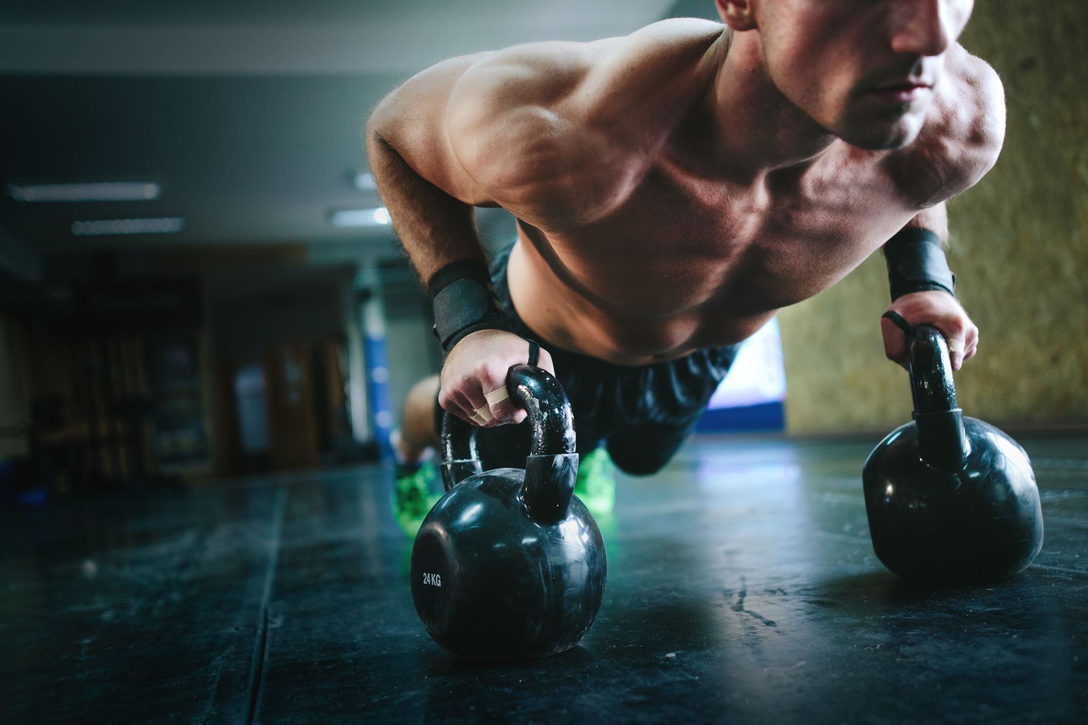 How to Hack Your Burpees to Build Strength