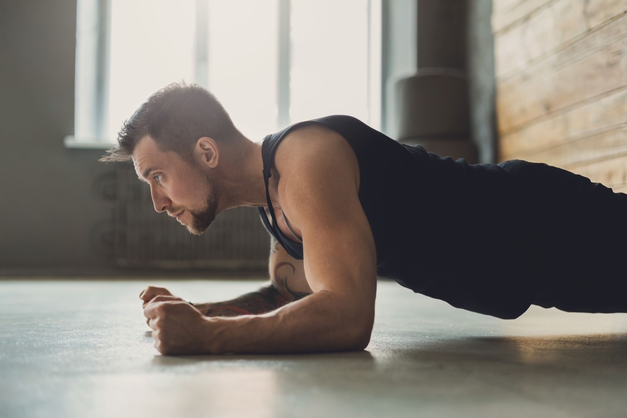 I Did a Plank Every Day for a Month — Here's What Happened to My Fitness
