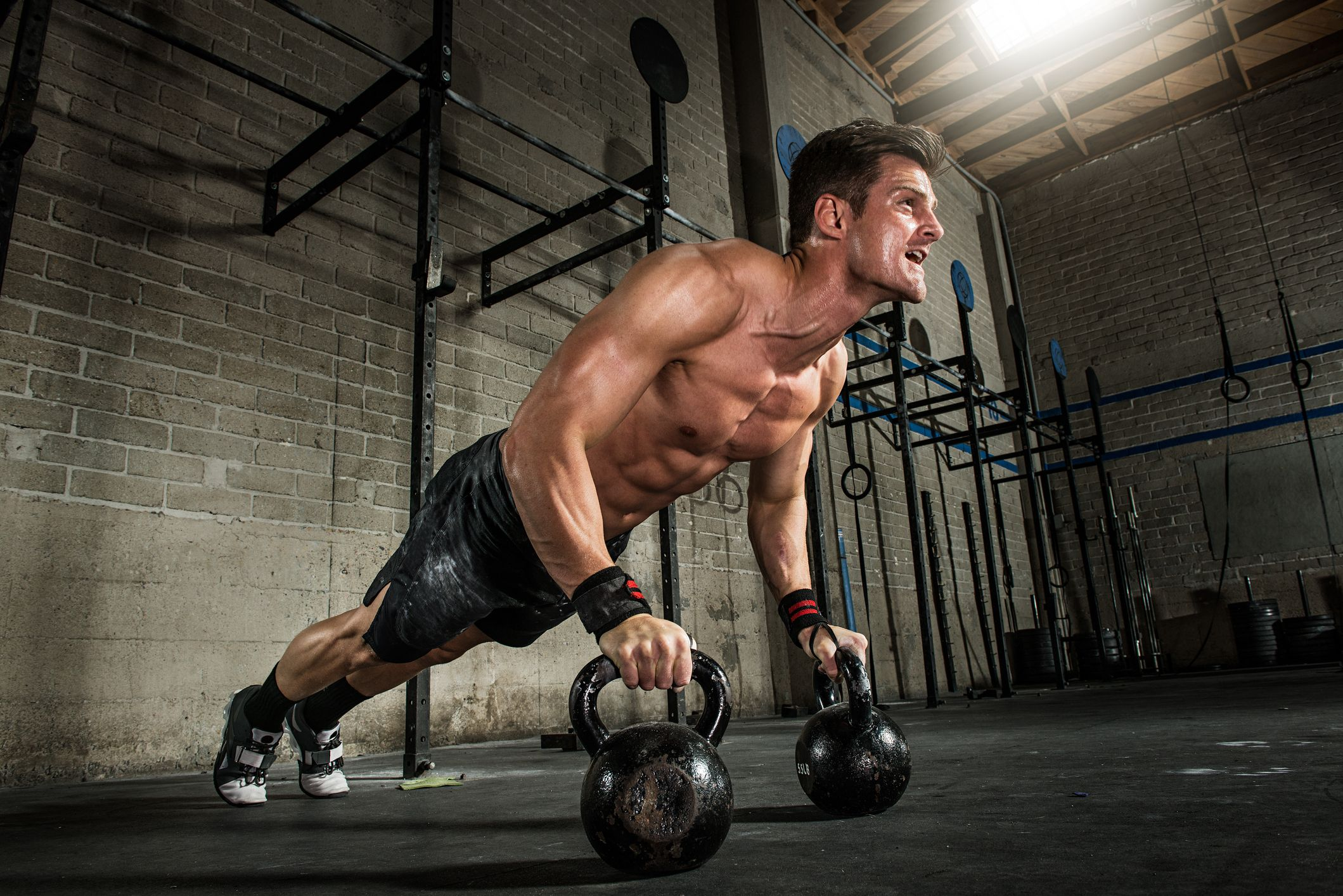 This Kettlebell Complex Will Challenge Your Whole Body