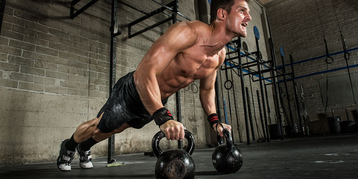 This Kettlebell Complex Crushes Your Whole Body