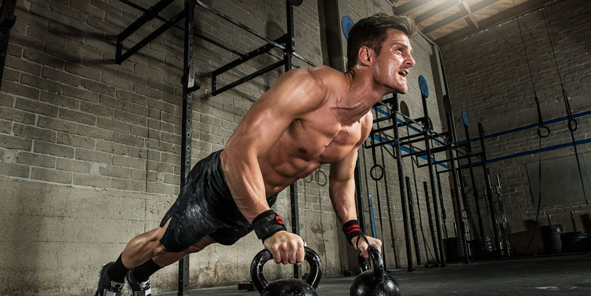 This At-Home Pushups Routine Builds Chest Muscle With No Gear