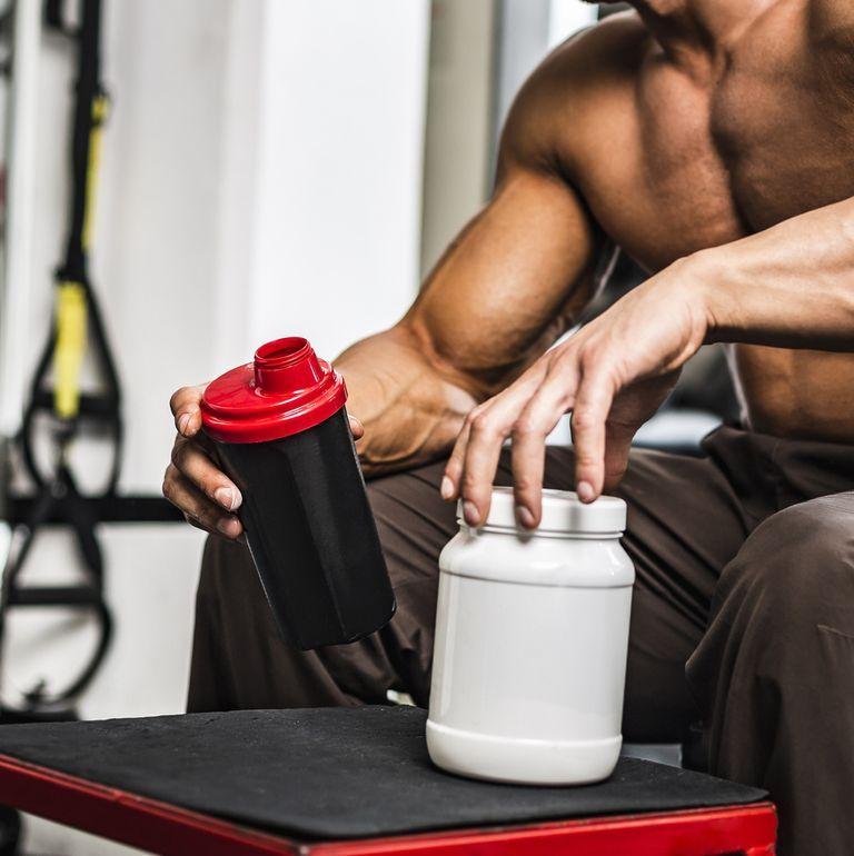 How to take creatine protein shake