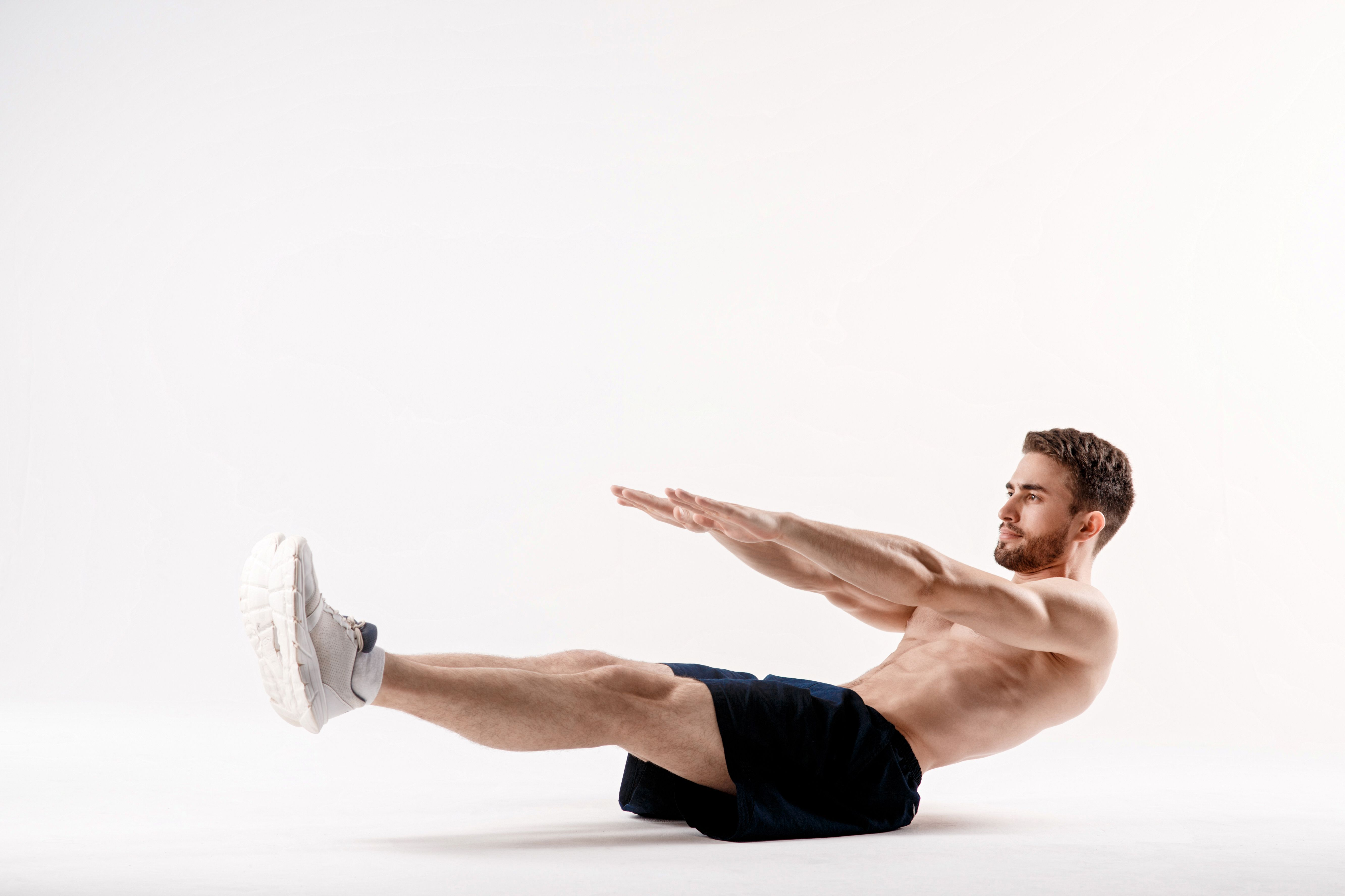 Build Rippling Abs at Home with This Simple Six-pack Circuit