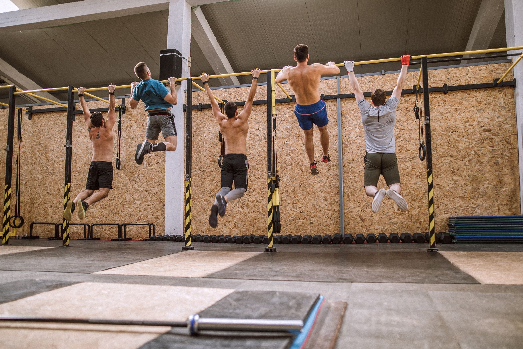 Yes, You Can Handle CrossFit's Memorial Day Murph Challenge