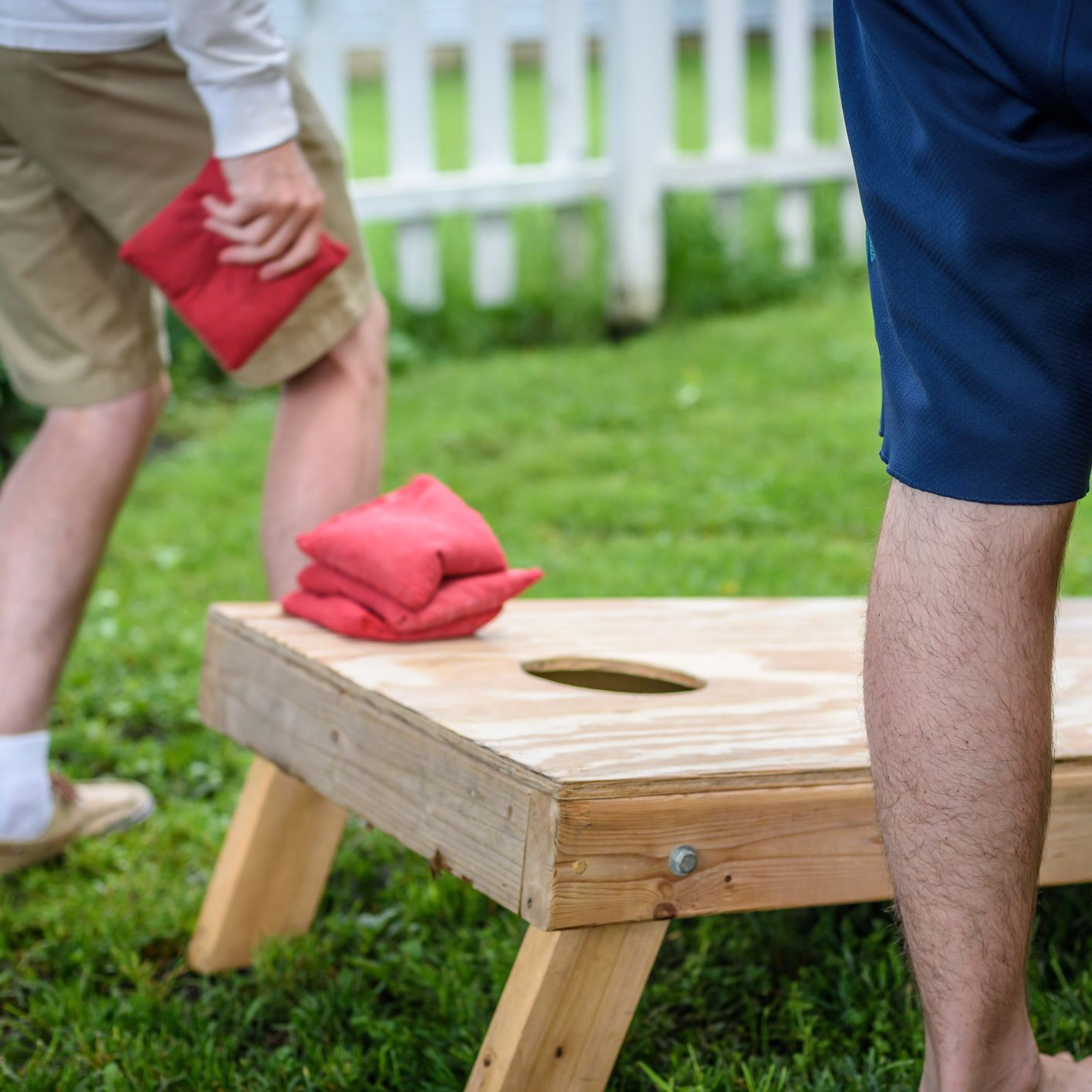 23 Outdoor Games for Adults to Play During the Next Kid-Free Barbecue