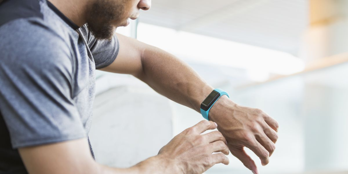 What If Your Sweat Could Instantly Tell You How Healthy You Are?