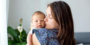 cómo recuperarse tras dar a luz