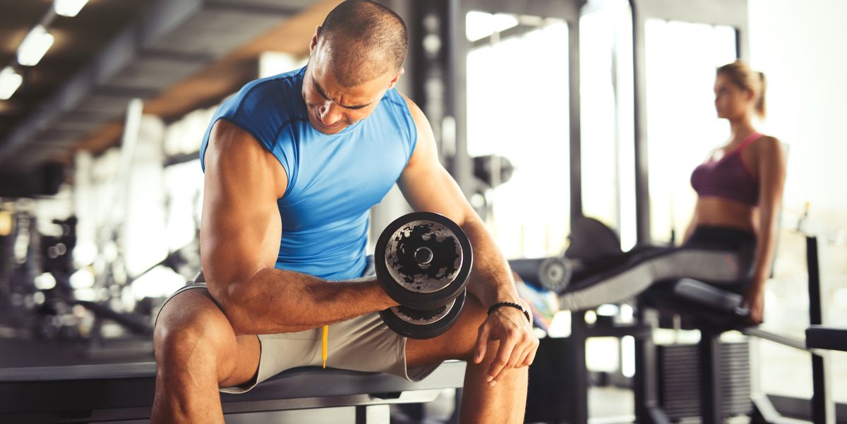 You Need a Strong Upper Body to Ride Well—This Bicep Curl Variation Will Help