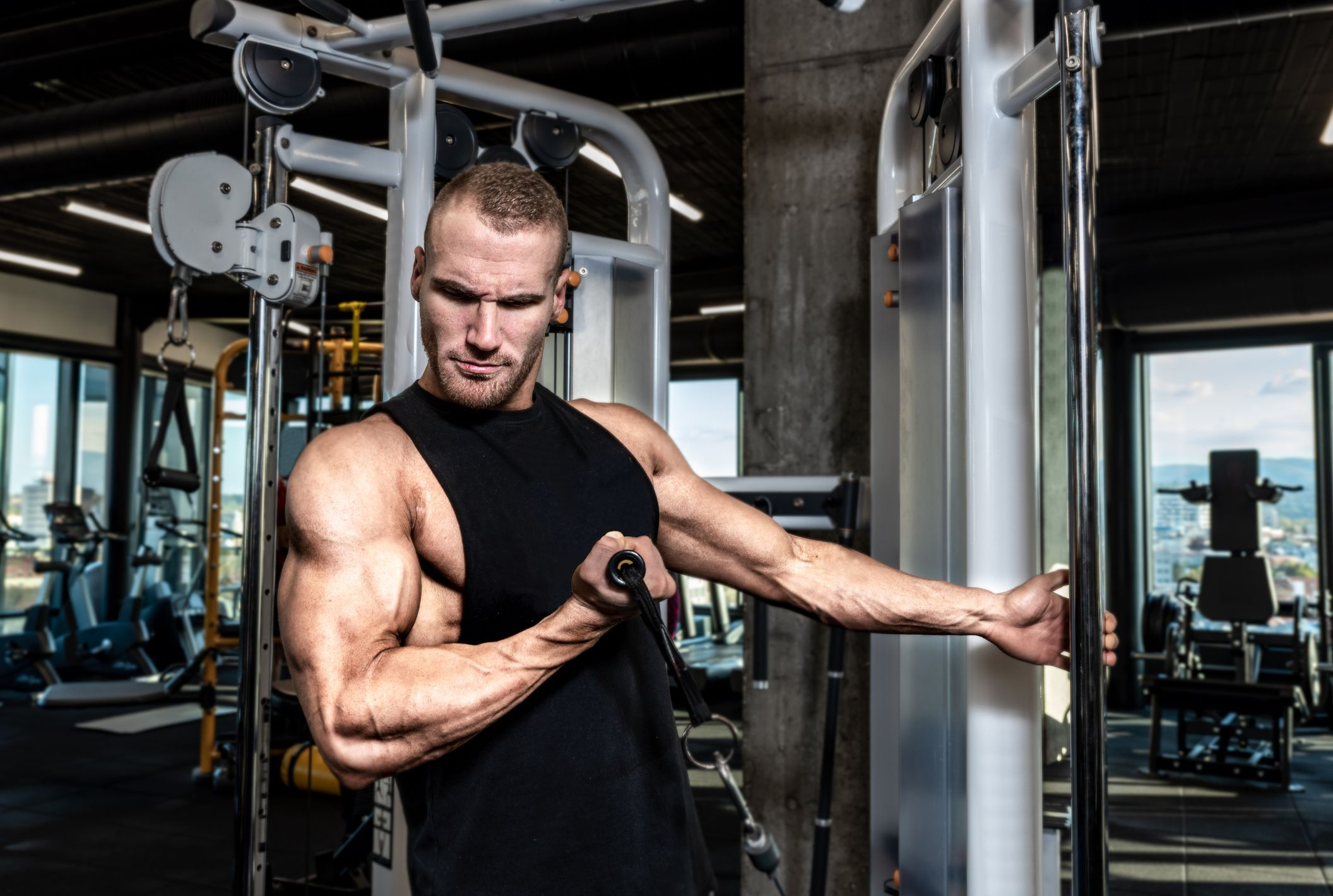 The Arm Workouts You Need To Build Bigger Biceps And Triceps