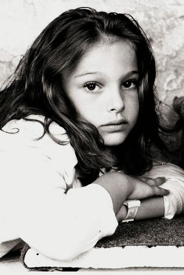 natalie portman, young, model
