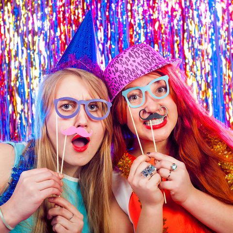 Fun Things to Do at a Sleepover - Photo Booth