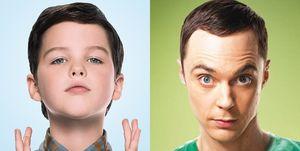 Big Bag Theory Joven Sheldon