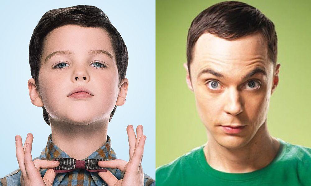 Big Bag Theory Joven Sheldon Crossover