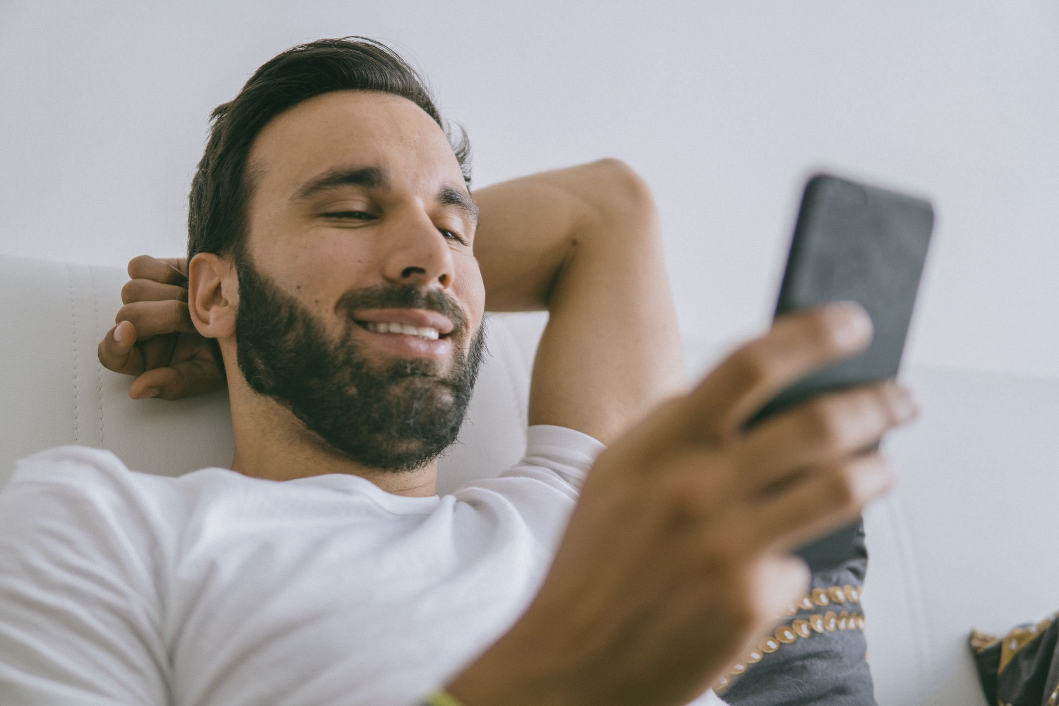 57 Good Morning Texts to Send the Special Guy in Your Life
