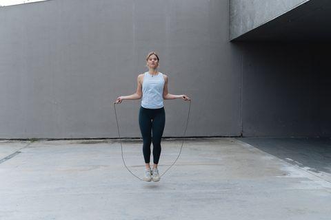 12個必須嘗試跳繩瘦身的原因