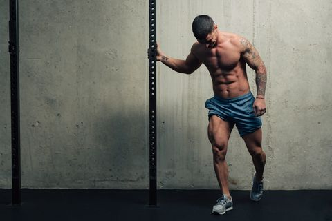 home legs workout