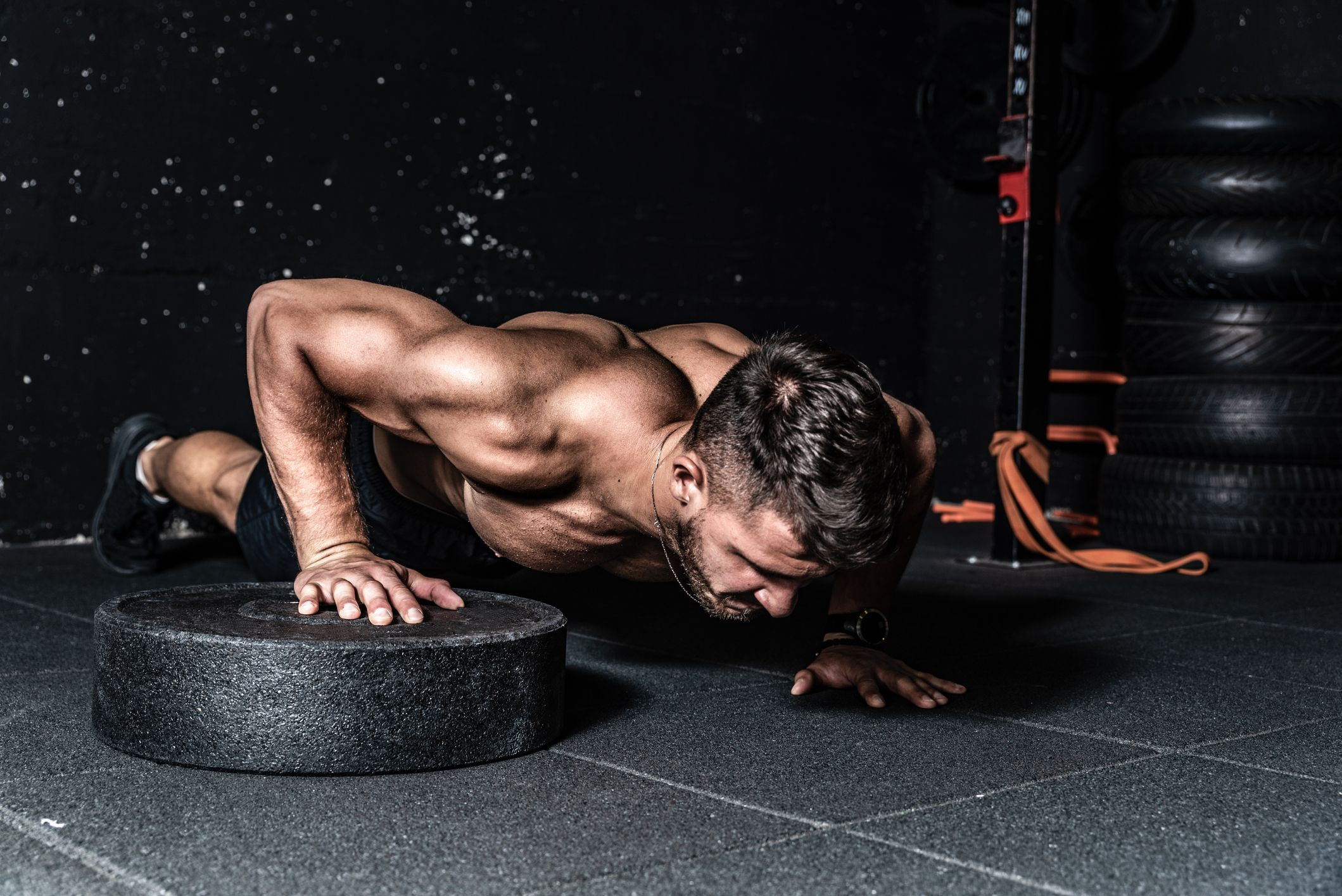 3 Ways to Change Your Press-Up for Better Results