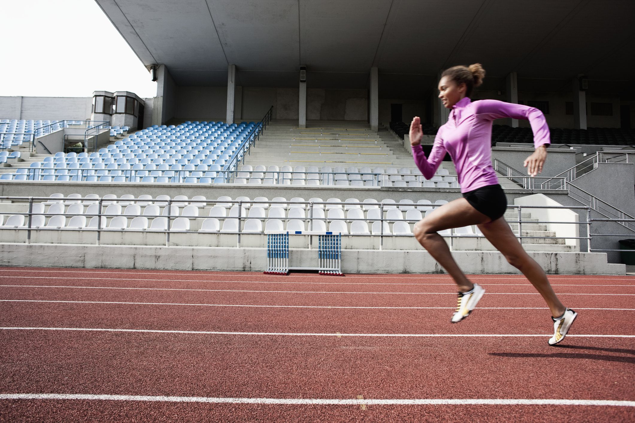 Want to Boost Your Speed? Here's How to Sprint Faster