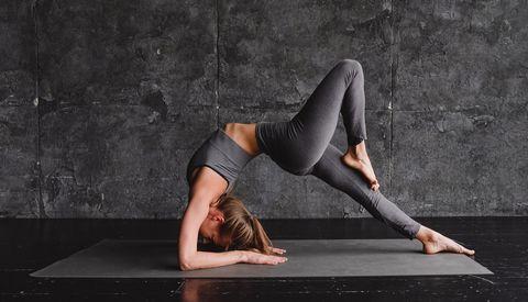 仙女超模sanne的維密版皮拉提斯瘦身運動菜單!每天20分鐘全身燃脂超有感,練出腹肌與瘦腿