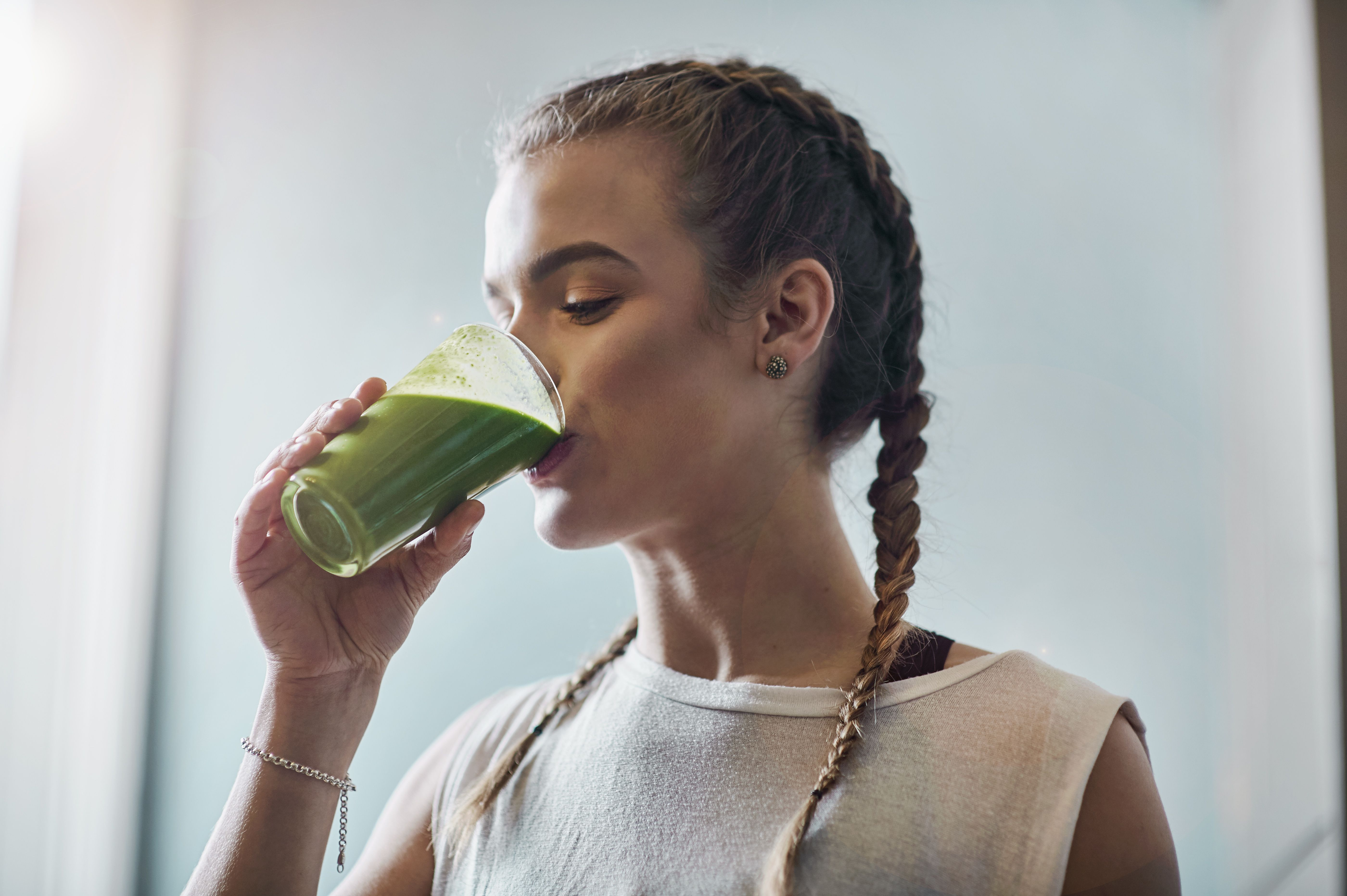 What Are the Health Benefits of Green Smoothies?