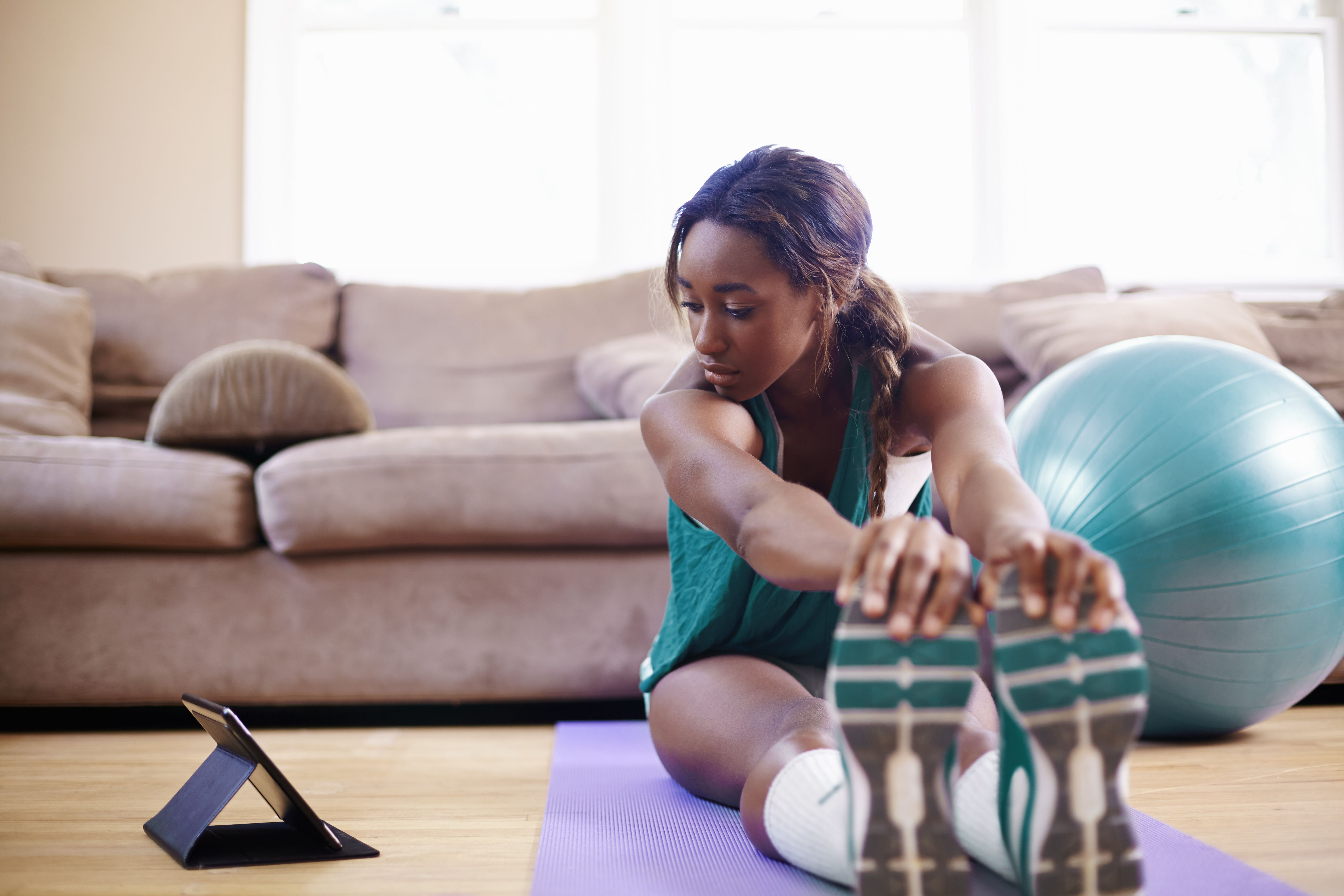 Free Workout Streaming Services You Can Use at Home