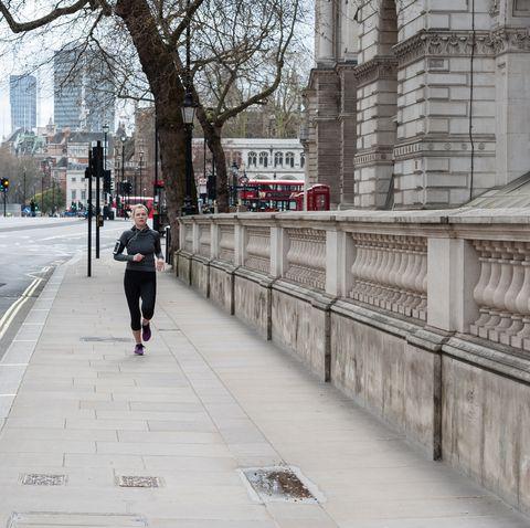 why running is a lifeline - coronavirus pandemic