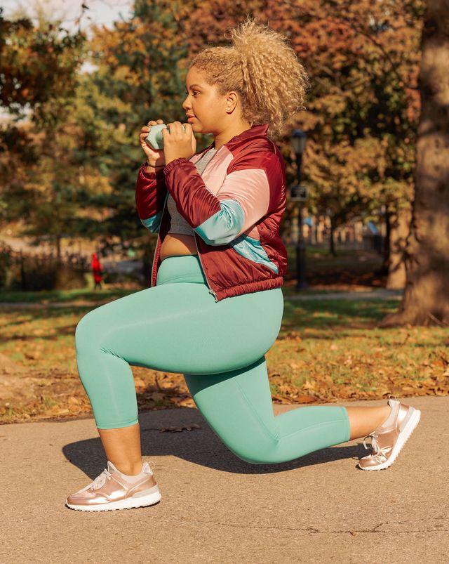 forward vs reverse lunges, women's health uk