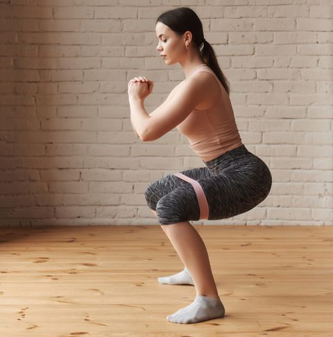 每天10分鐘燃脂「翹臀運動」有感消贅肉、緊實大腿,2周練就蜜桃翹臀!
