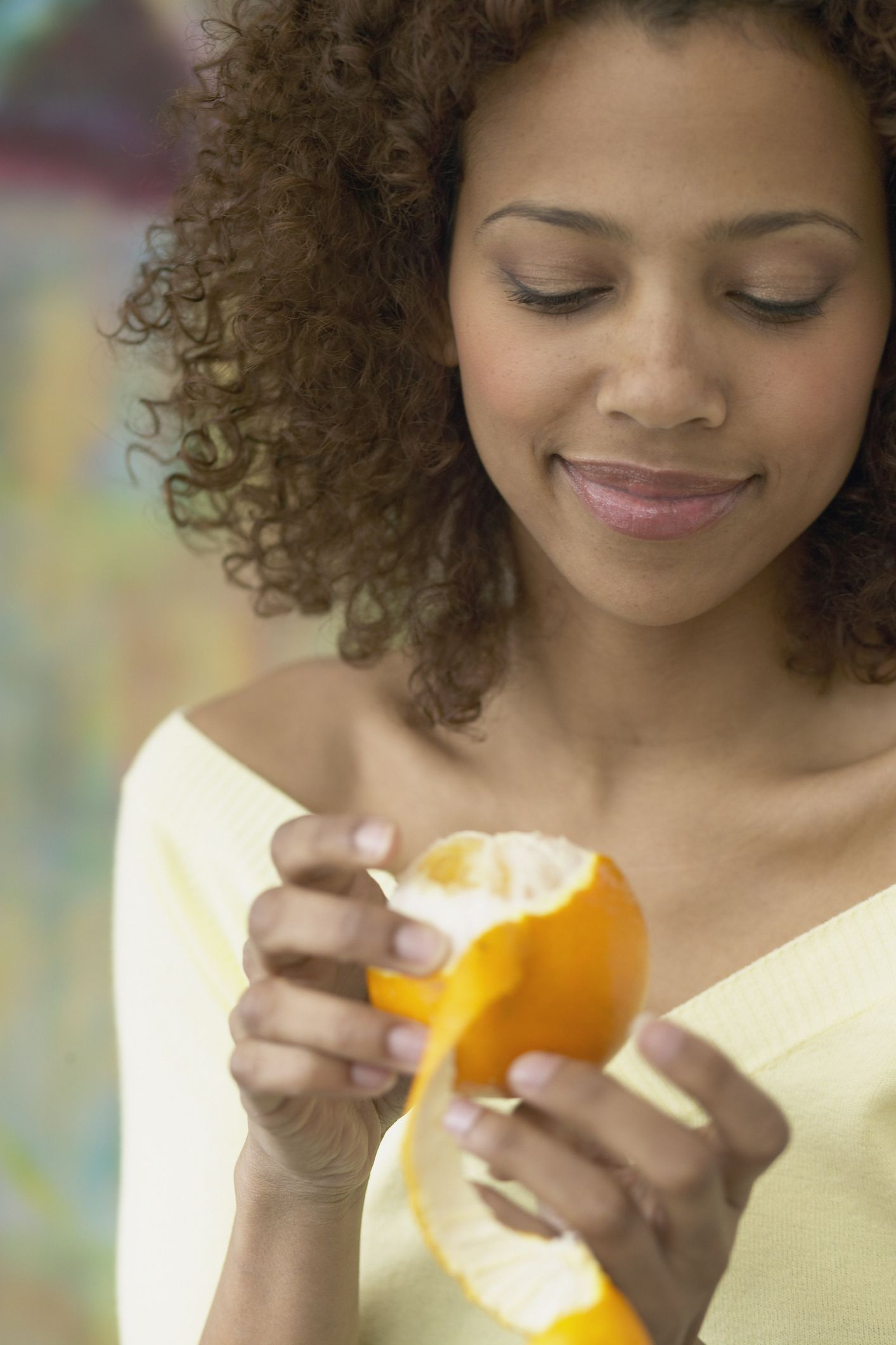 Weight Loss Tips - Oranges
