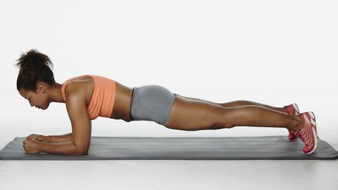 This Is How Long You Really Need to Hold a Plank to See Results