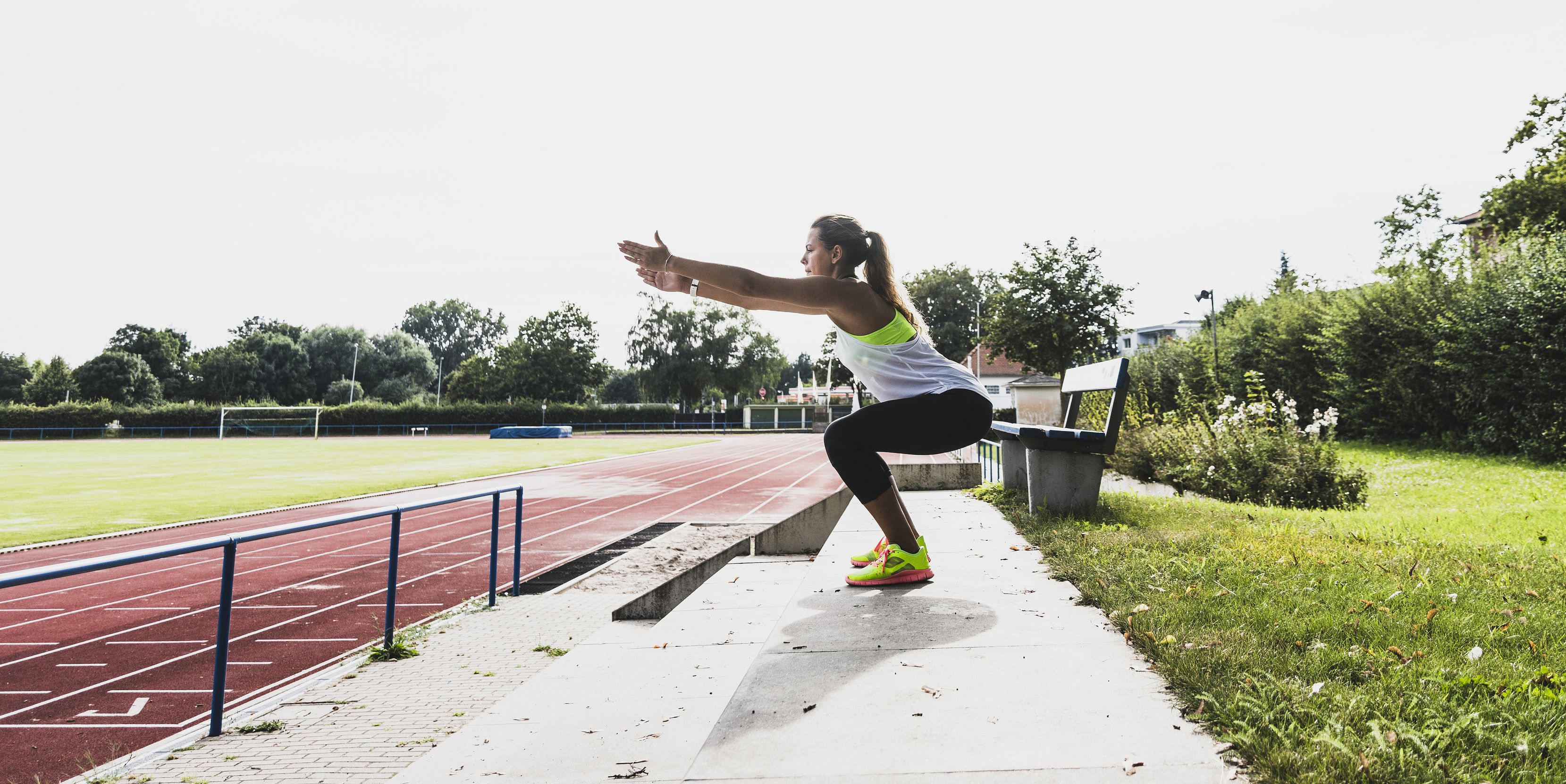 The Benefits of Squats for Runners