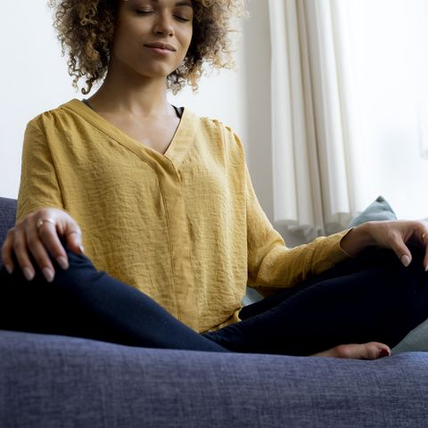 stress relief activities meditate