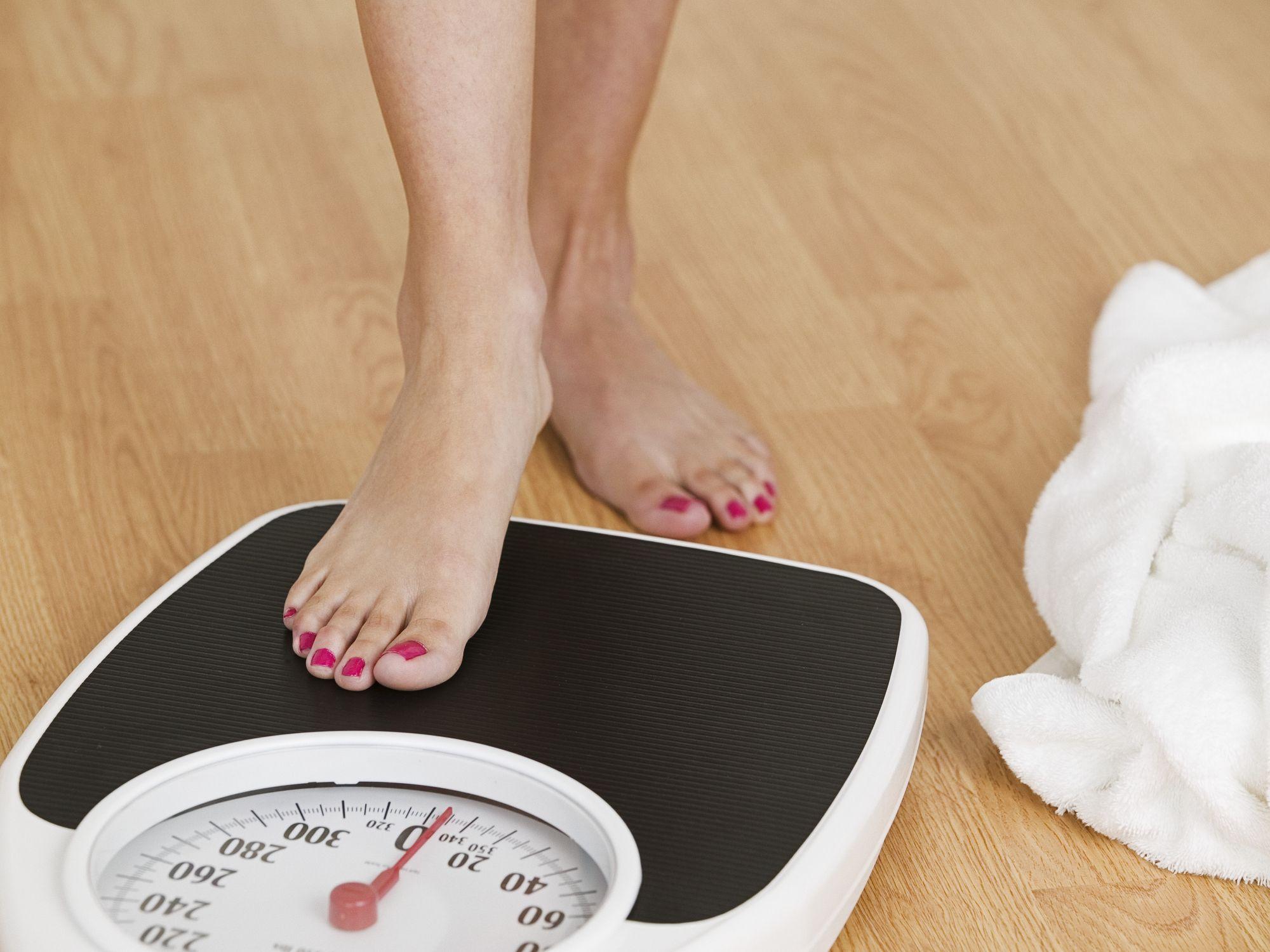 増加 体重 生理 中
