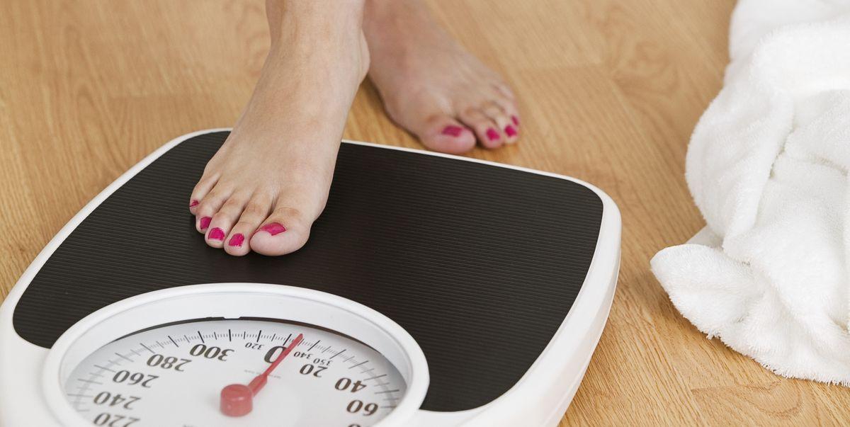 生理後に体重が増える