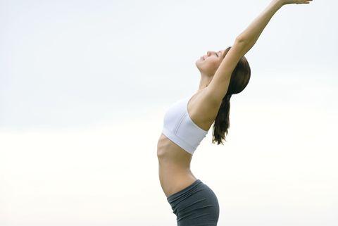深呼吸減肥法