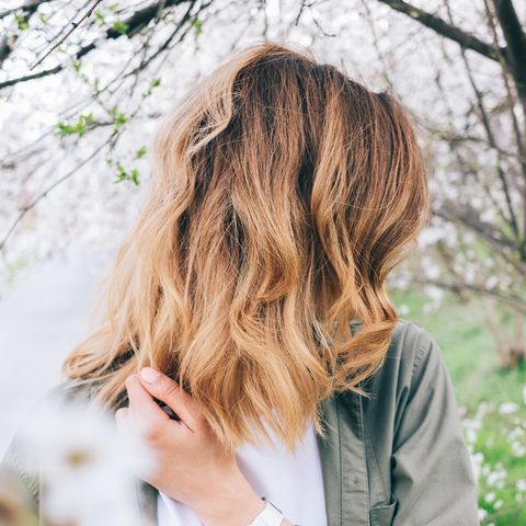 What Is Balayage Balayage Hair Color Highlights Vs Ombre