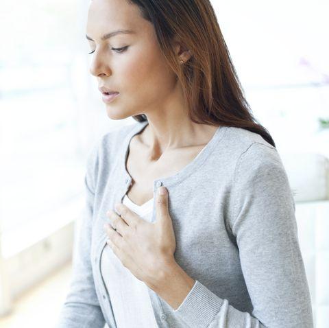 shortness of breath anxiety or coronavirus