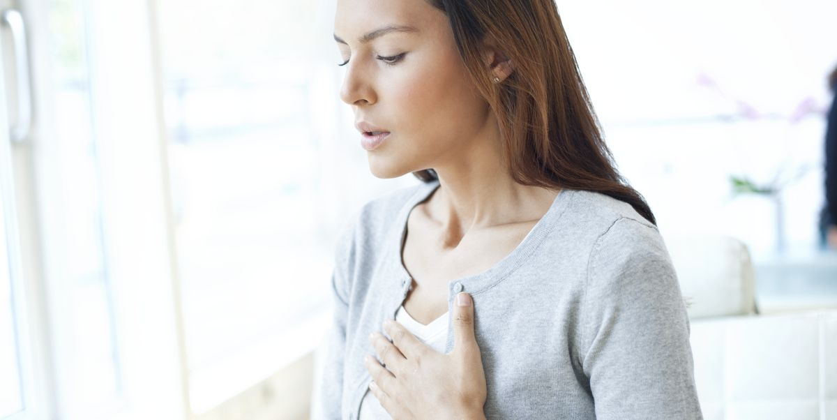 Trouble Breathing? Chest Feeling Tight? How to Tell if It's Anxiety or Coronavirus