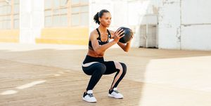 how to do a squat - women's health uk